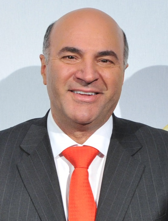 Kevin O'Leary on debt