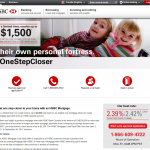 hsbc 5 year fixed rate promotion
