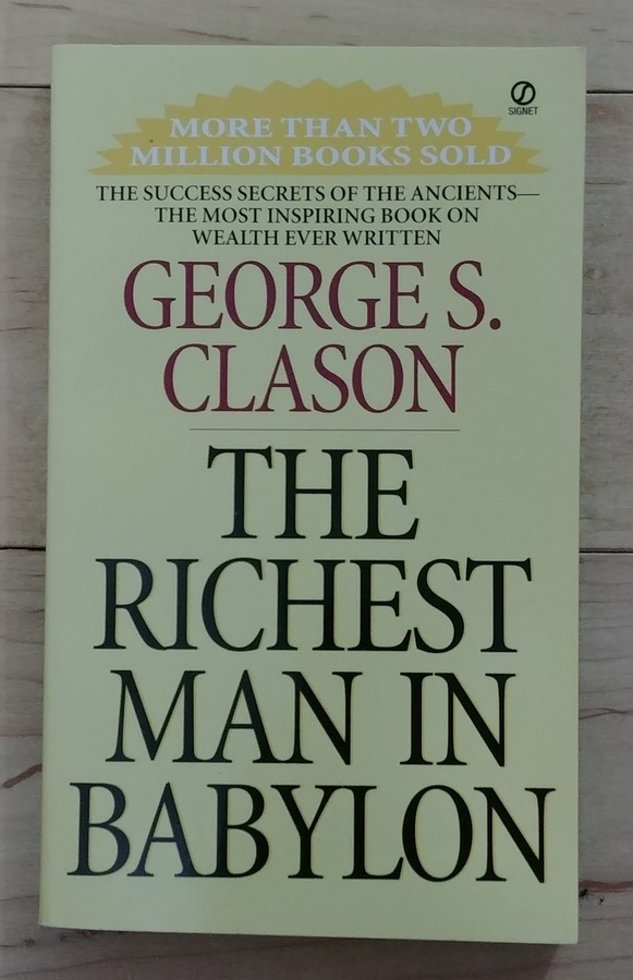 Richest Man in Babylon by George S Clason